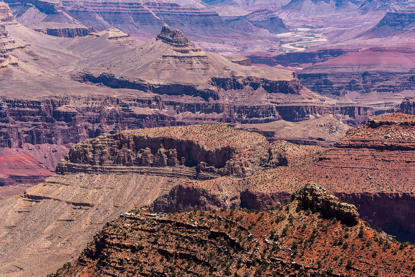 Fine art photography of the Grand Canyon.