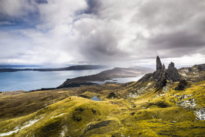 Photo du Old Man of Storr
