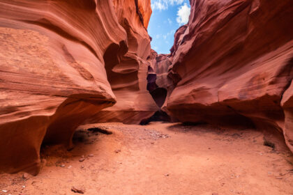 Owl Canyon photography
