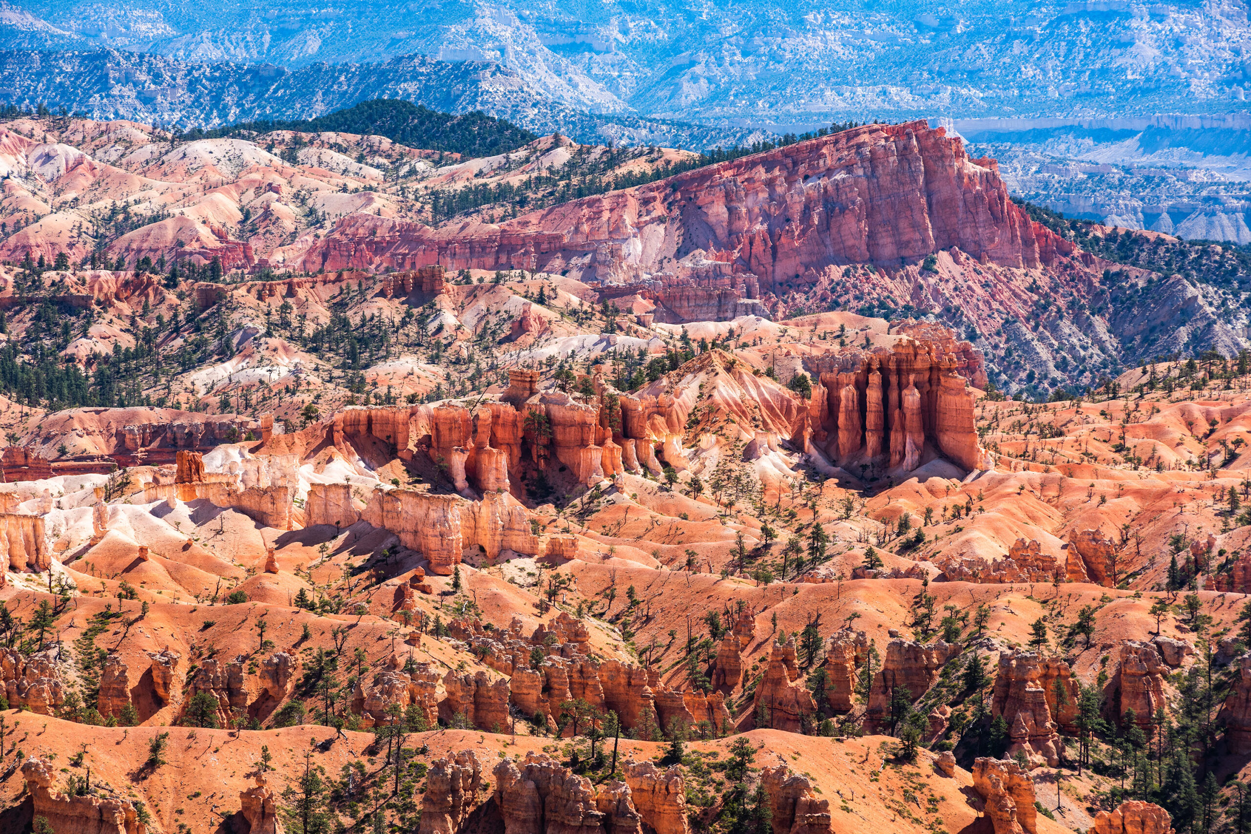 Fine art nature photography of Bryce Canyon.