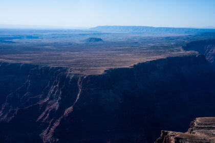 Fine art landscape photography of the Grand Canyon.