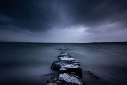 Photographie du Lac Léman